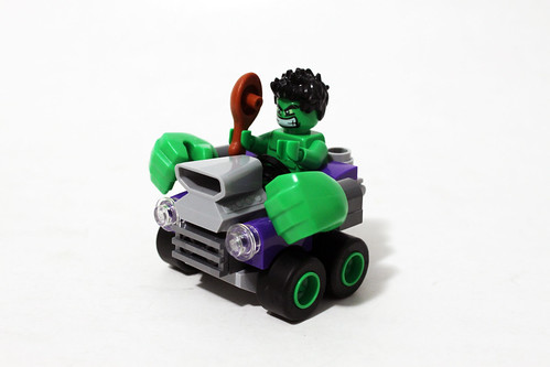 LEGO Marvel Super Heroes Mighty Micros: Hulk vs. Ultron (76066)