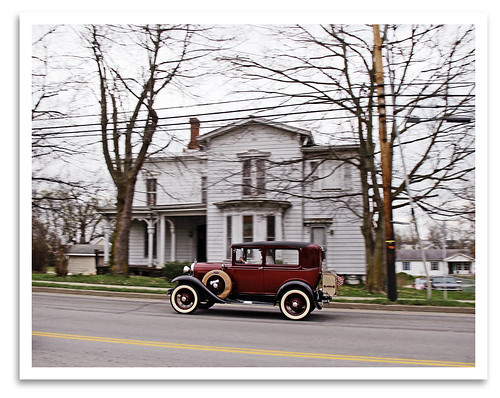 classic ford car modela vintage ky historic motionblur lancaster restored pan preserved ckmarc centralkymodelarestorersclub