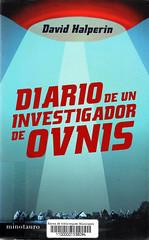 David Halperin, Diario de un investigador de Ovnis