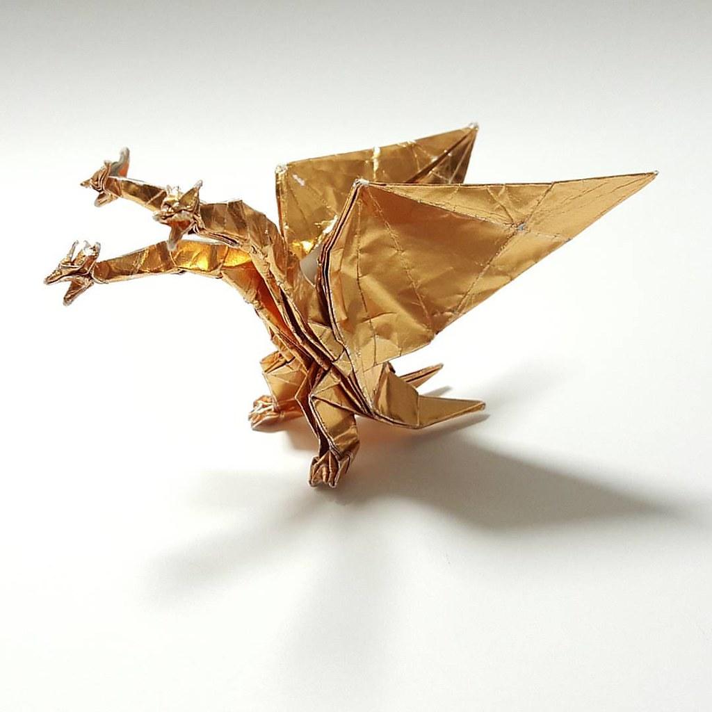 diagram origami king ghidorah auto wiring diagram today