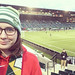our first Timbers game by toothypegs