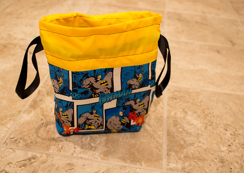 Batman project bag for Pi Swap