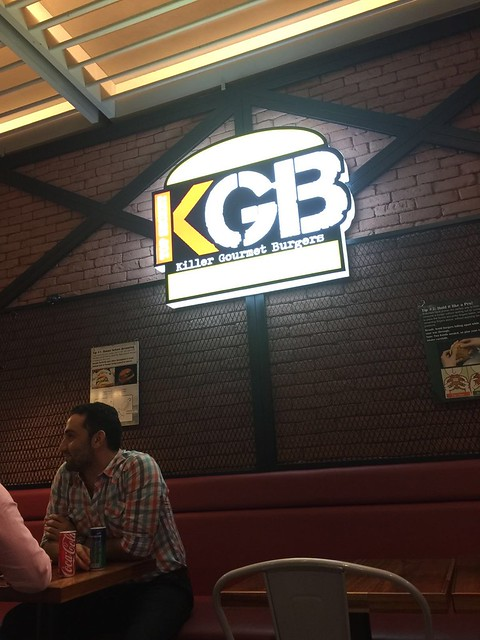 Dinner @ KGB, Mid Valley