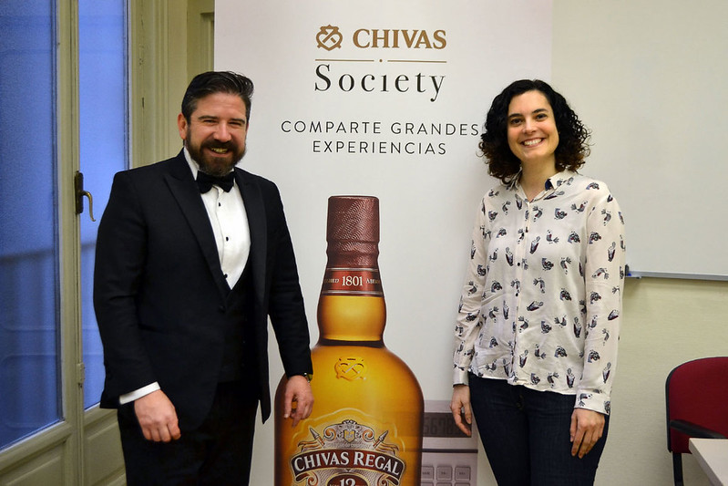 Cata Chivas Regal