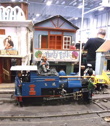 Indian Hill loco