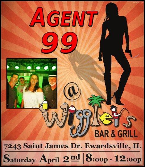 Agent 99 4-2-16