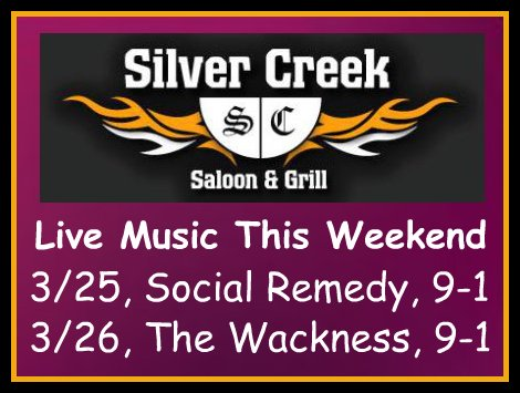 Silver Creek 3-25-16