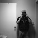 Self Portrait in the Bathroom Mirror by KevinCollins00
