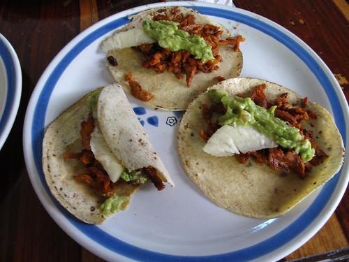 Merida: des tacos