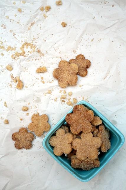 Canasta de galletas