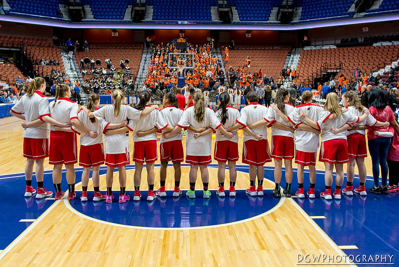 Stamford High vs. Greenwich High - CIAC Class LL Girls State Finals