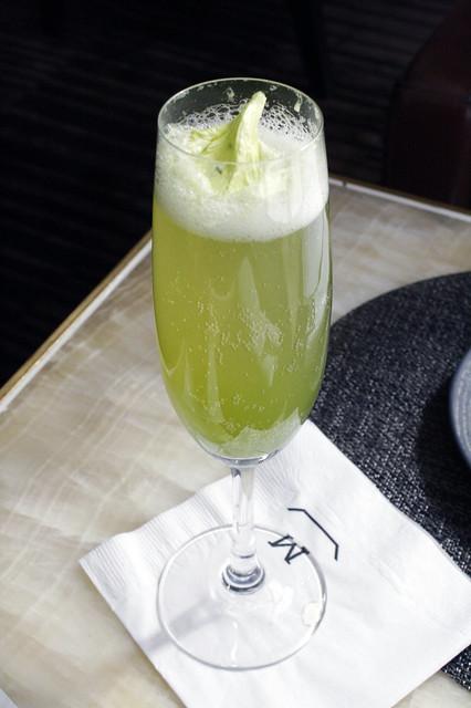 Celery Mimosa