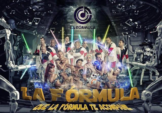 La Fórmula 2016 - orquestra - cartel