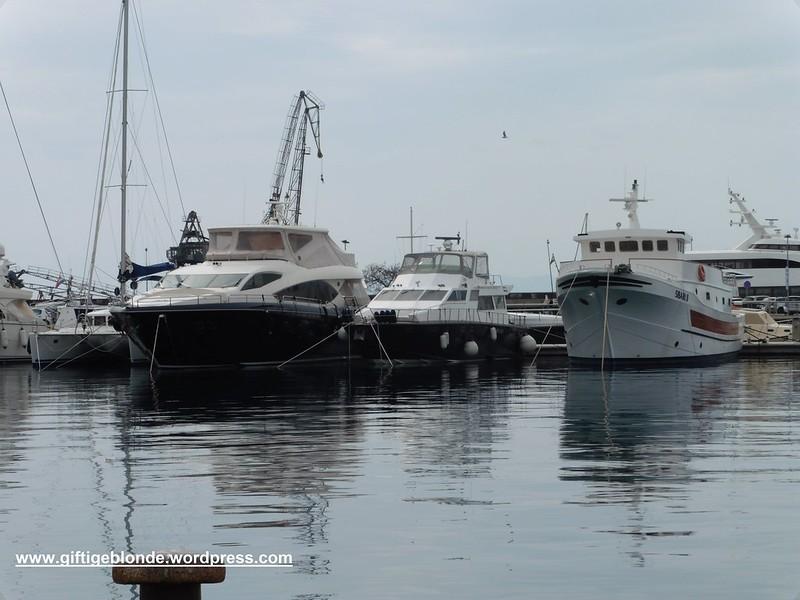 Rijeka Yachthafen