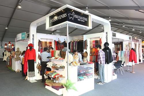 Ministra Magali Silva anuncia mayor impulso de la industria textil con Perú MODA y Perú GIFT SHOW 2016
