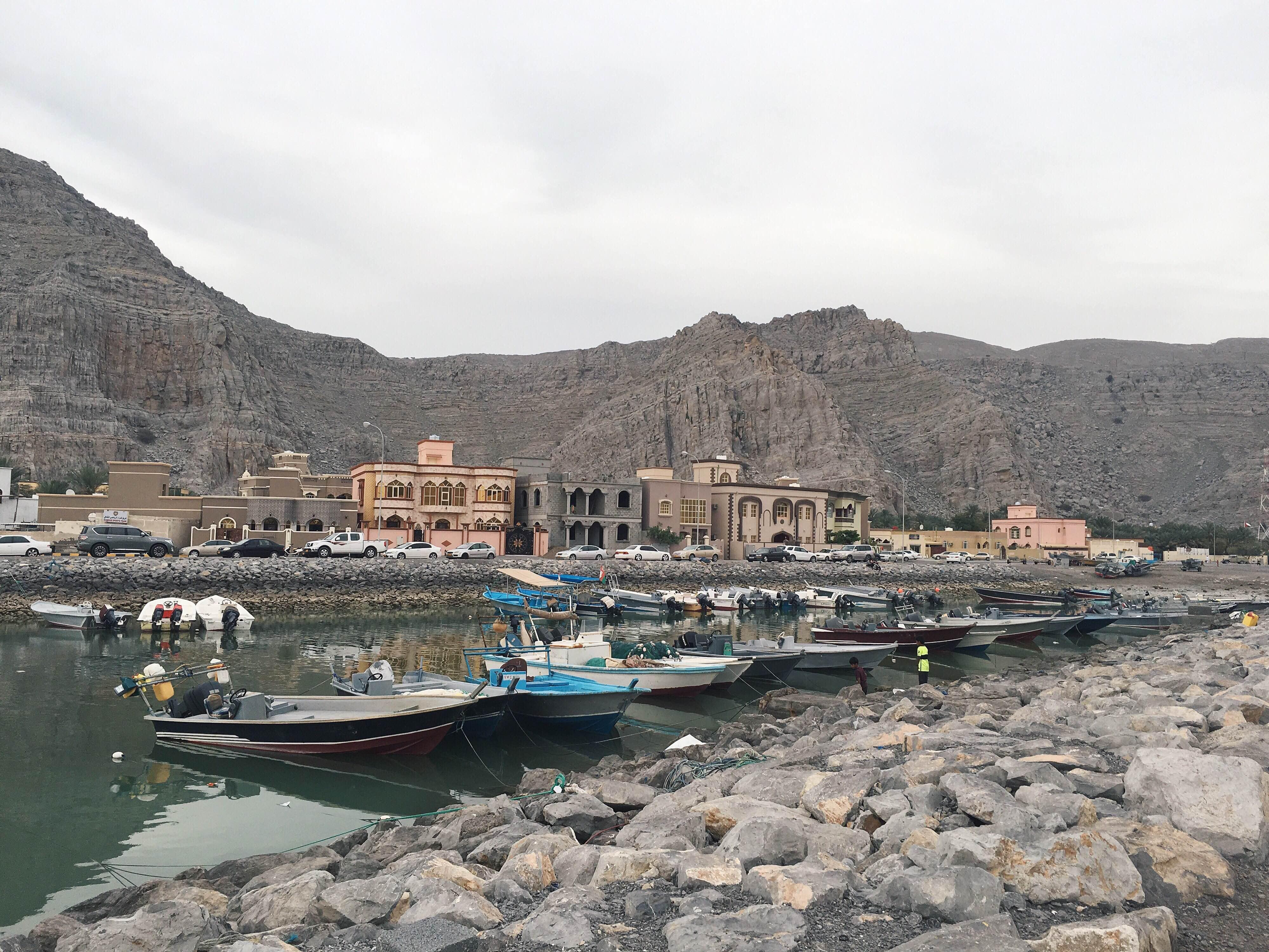Khasab Musandam Oman