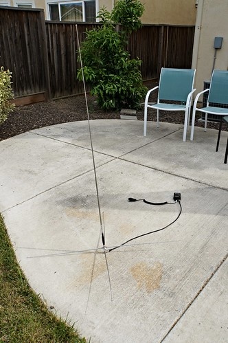 "Homebrew Antenna: KK6ZLX ""Field"" Test"