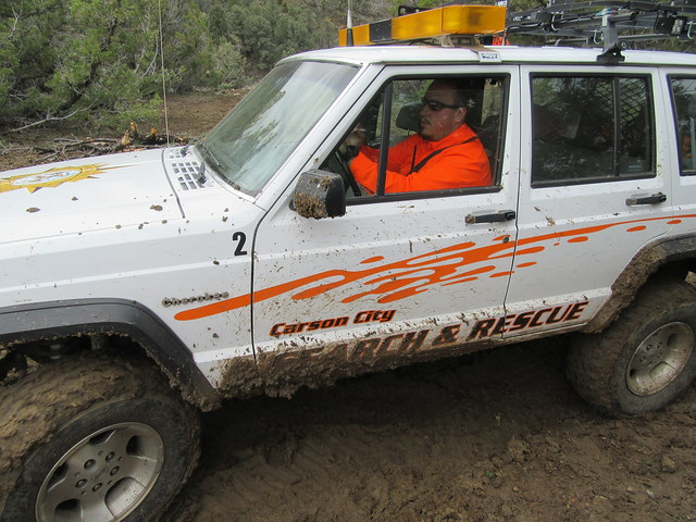 El Dorado Canyon Rescue