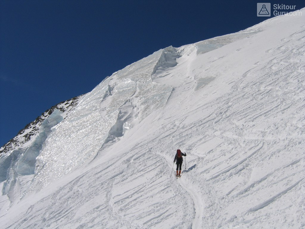 Alphubel Walliser Alpen / Alpes valaisannes Switzerland photo 21