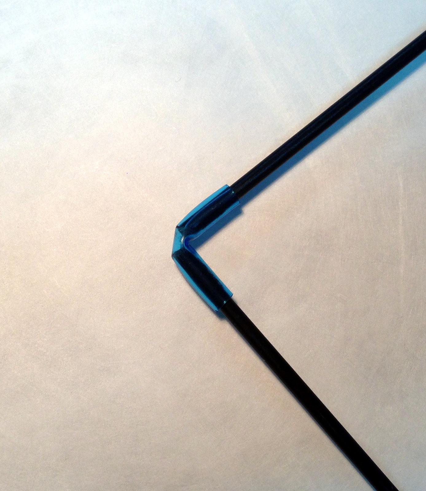 Cometas al sol mis cometas artesanales - Varillas de fibra de vidrio ...
