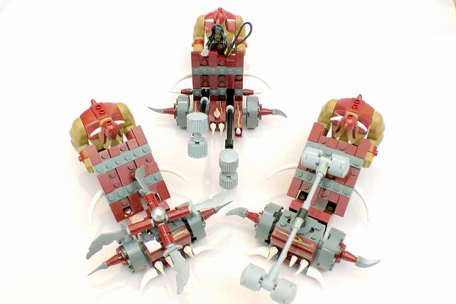 Troll War Machines SMB T