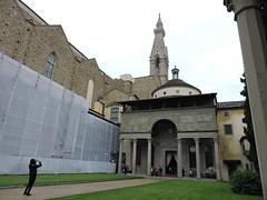 Cappella Pazzi, Basilica di Santa Croce, Florence