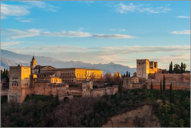 Alhambra dorada