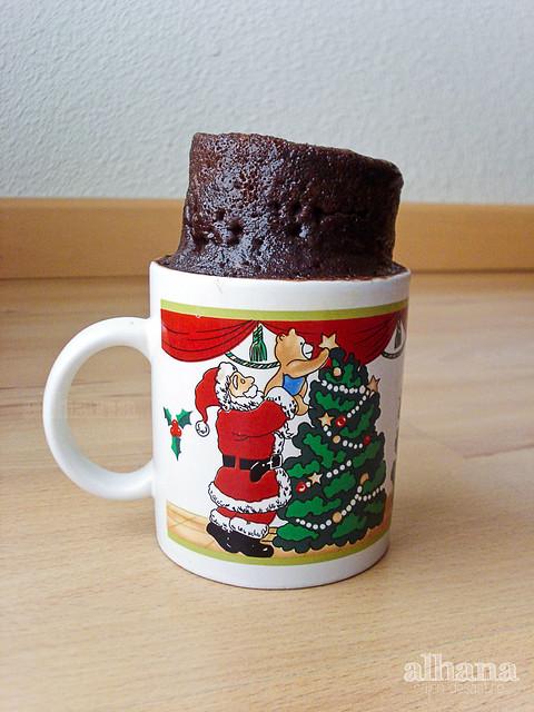 Mug Chococake