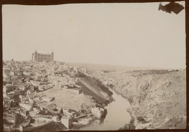 Toledo hacia 1909