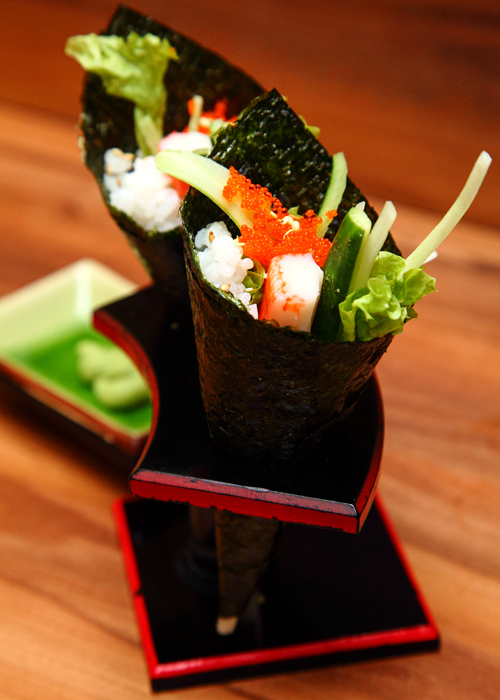 Hiro Zen California Roll