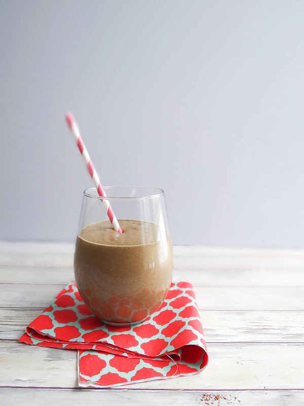 SMBP // Chocolate Chia Smoothie