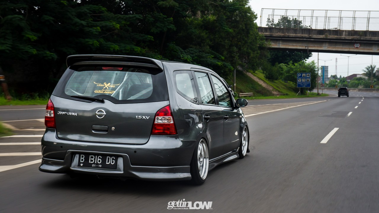 Gettinlow rizky 2009 nissan grand livina hws