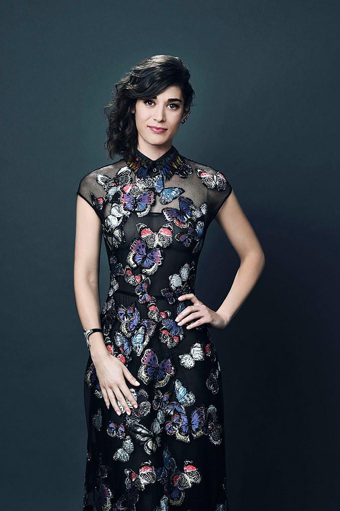 Лиззи Каплан — Фотосессия на «Critics' Choice Awards» 2014 – 1