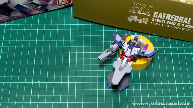 HGBF Denial Gundam - Work in Progress #1
