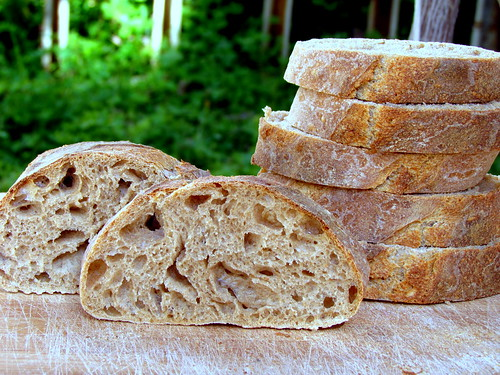 Wheat & Spelt 70% Bread