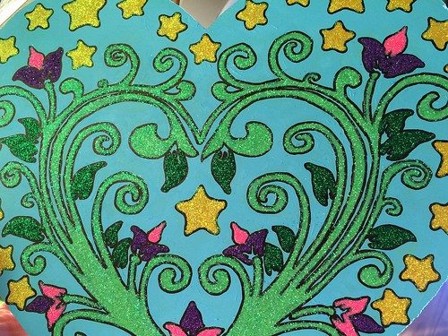 sparkle heart 3
