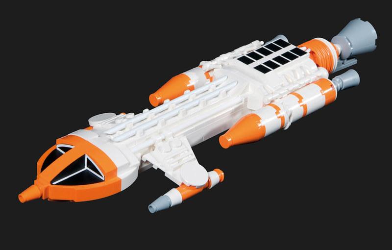 LEGO Space 1999: Mk IV Hawk