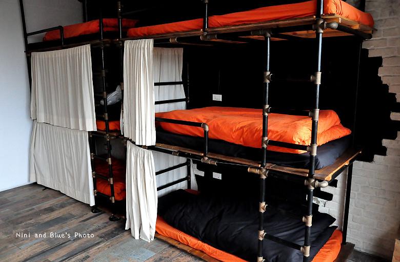 日月潭住宿perbed有張床背包客棧23