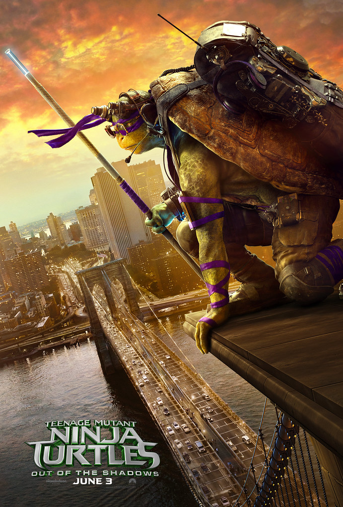 TMNT2 Donnie