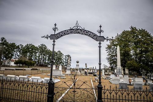 Spann Methodist Church and Cemetery-006