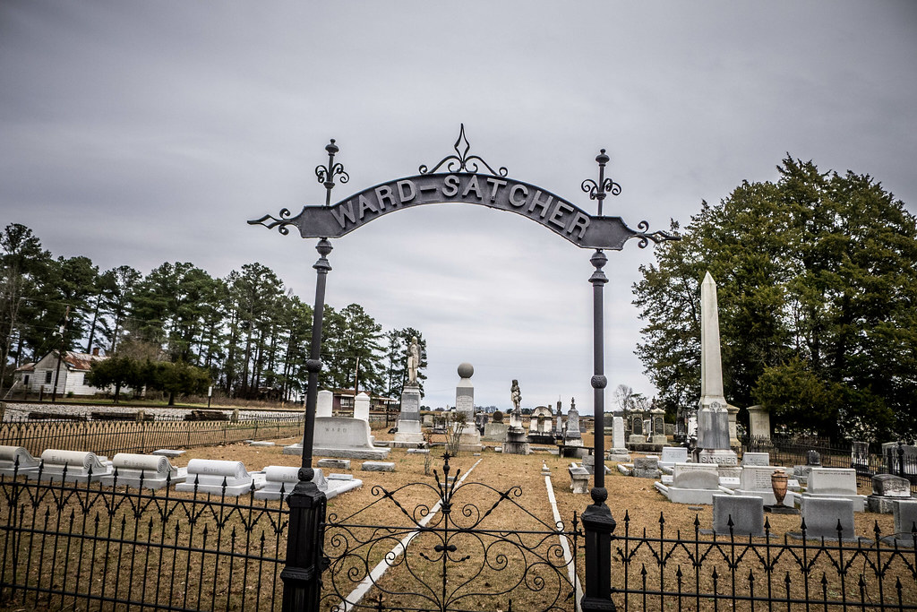 Spann Methodist Church and Cemetery-006