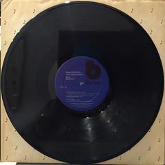 LOU DONALDSON:SASSY SOUL STRUT(RECORD SIDE-B)