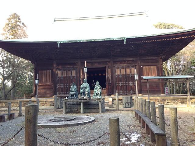 上醍醐寺、五大堂