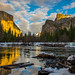 Yosemite Valley View by Simon Huynh