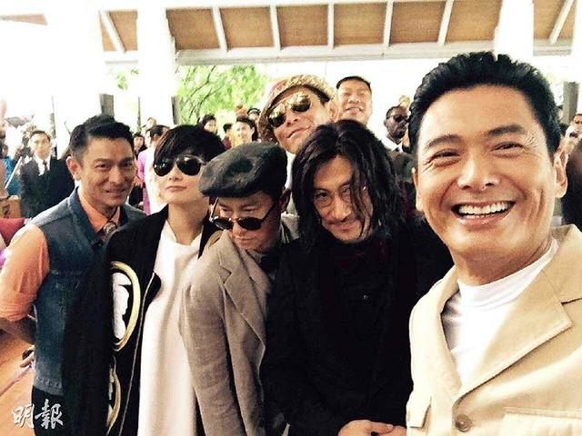 Vegas to Macau Selfie