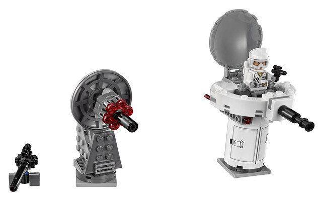 LEGO Star Wars 75098 - Assault on Hoth