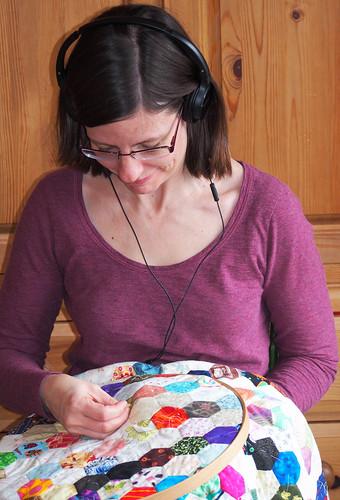 stitch & listen