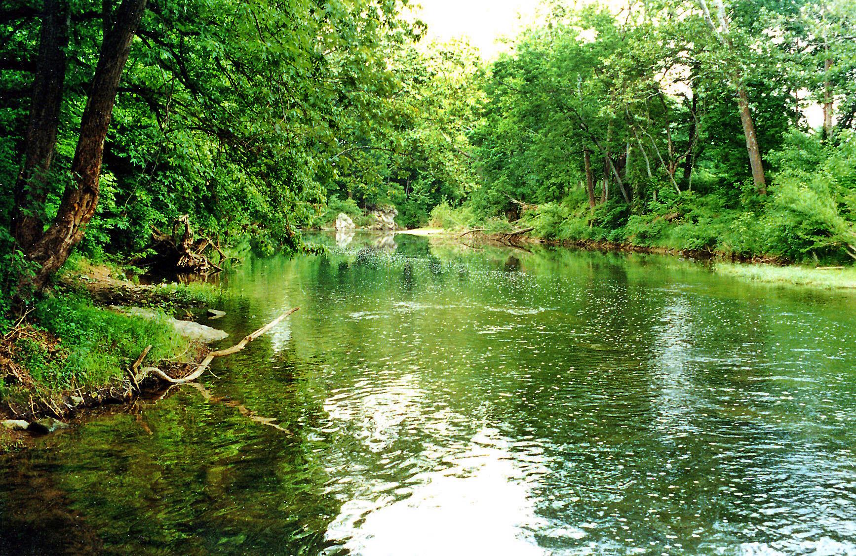 Elevation of Shenandoah River State Park, Daughter of