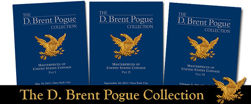 Pogue Collection First Three Sale Catalogs