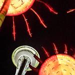 Image de Space Needle près de City of Seattle. seattle art landmark spaceneedle washingtonstate seattlespaceneedle